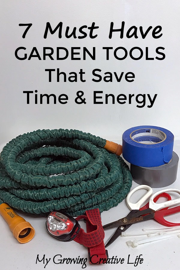 7 must have garden tools that save time and energy my for Gardening tools must have