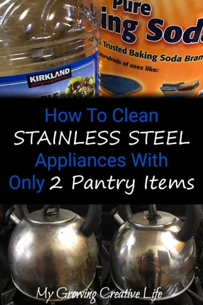 How To Make Stainless Steel Appliances Look Like New