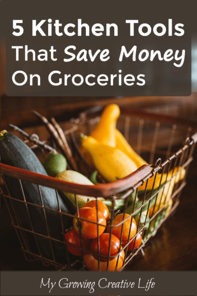 5 Kitchen Tools That Save Money On Groceries