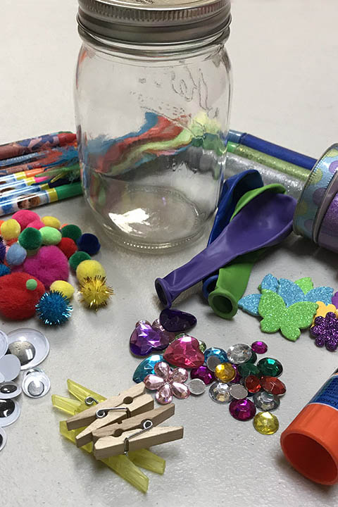 The Perfect Mason Jar Gift For Crafty Kids My Growing Creative Life